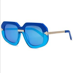 Karen Walker 'Hollywood Creeper' pool sunglasses